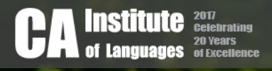CA Institute of Languages